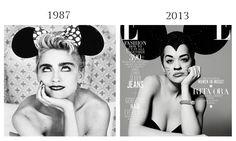 向歷史時尚「致敬」的現代時尚攝影作品 | ㄇㄞˋ點子靈感創意誌