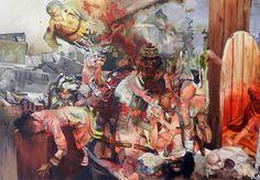 // NUUN | BERLIN //  » Lars Gressmann – Junge Kunst Berlin #NUUNBERLIN #ArtWorkBerlin