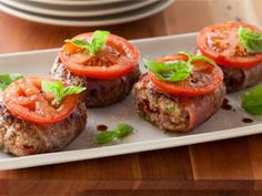 Giada's Prosciutto Lamb Burgers #Prosciutto #GrillingCentral