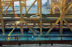 Pictures of New York: Queensboro Bridge 2:00 PM | Deborah Julian Art