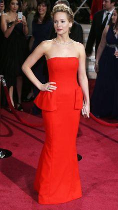 Oscary 2014 - Jennifer Lawrence