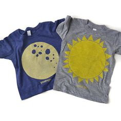 Awesome space tees