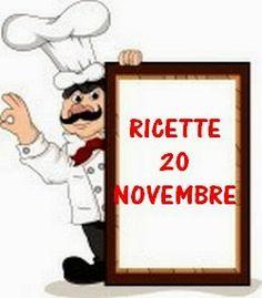 i migliori siti di cucina 20 novembre ricette