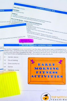 Quickly and easily plan your physical education lessons and PE activities with these NO PREP Physical Education Lesson Plans. This resource includes 35 PE lesson plans and activities that will last the entire school year. Each lesson is on a separate card which makes it easy to grab and go! Perfect for taking to the gym, the field, the court, or the classroom. Each lesson includes ideas for warm-up activities, skill practice, and games. Physical Education Lesson Plans, Pe Lesson Plans, Teaching 5th Grade, 5th Grade Classroom, Pe Activities, Writing Activities, Pe Lessons, Kids Moves, Reward System