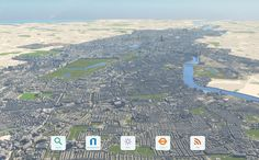 Vertex Modelling – VUCITY – fully interactive 3D digital model of London