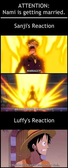 Sanji going super sayin