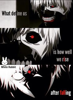 Tokyo Ghoul quote
