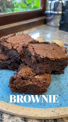 Dump Cake Recipes, Dessert Recipes, Desserts, Fudgy Brownies, Food And Drink, Cooking Recipes, Yummy Food, Baking, Yummy Dessert Recipes