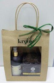 Complementos para la decoración de lotes de regalo. Navidad 2014 #cosmeticanatural (vía krous.es)