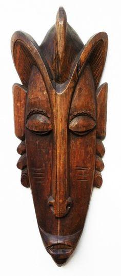 Otávio Bahia. Mascara. 67 cm