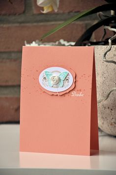 Papaya Collage, retired, Gorgeous Grunge, Sizzix Sizzlet Lots of Tags Label 2