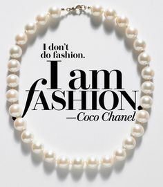 47 Ideas For Fashion Quotes Coco Chanel Style Citation Coco Chanel, Coco Chanel Quotes, Citations Chanel, Passion For Fashion, Love Fashion, Chanel Fashion, Style Fashion, Trendy Fashion, Chanel Style