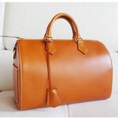 Tip: Louis Vuitton Handbag (Cognac)