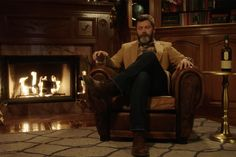 This 45-Minute Nick Offerman 'Yule Log' Whisky Ad is Utterly Perfect - Video - Creativity Online