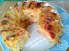 Μακαρονια Cookbook Recipes, Snack Recipes, Cooking Recipes, Snacks, Pasta Recipes, The Kitchen Food Network, Greek Cooking, Cooking Time, Tasty Bites