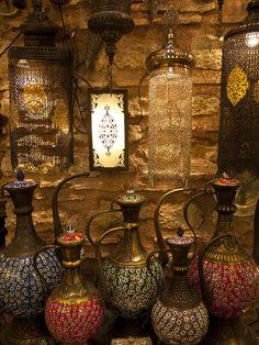 Grand Bazaar, Istanbul, Turkey Lámina fotográfica por Jon Arnold en AllPosters.es