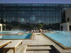 Meran Thermal Baths, Merano, 2006 - Matteo Thun & Partners