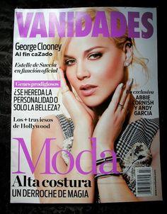 VANIDADES Magazine ~ JULY/JULIO 2014 Issue ~  HISPANIC - SPANISH EN ESPANOL
