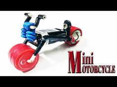 How to make the simplest  electric car - homemade mini car - YouTube