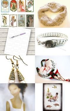 elegant gifts by MINA SHAKED on Etsy--Pinned with TreasuryPin.com