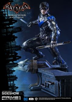DC Comics Nightwing Statue by Prime 1 Studio
