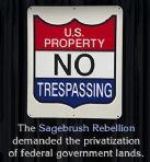 Significance of the Sagebrush Rebellion