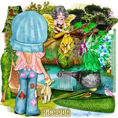 "MI RINCÓN GÓTICO: CT for GoF Designs & CT for Pink.Doll.Bubble, ""Secret Garden II"""