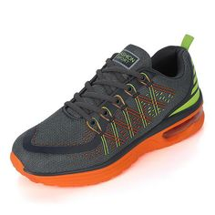 2016 spring men style for outdoors running walking sports Cushioning air mesh light weight fly wire breathable soft wear 41