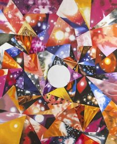 From Galerie Thaddaeus Ropac, James Rosenquist, An Intrinsic Existence Oil on canvas, with painted and rotatable mirror, × cm James Rosenquist, Pop Art Artists, Claes Oldenburg, Jasper Johns, Saatchi Gallery, Famous Artwork, Roy Lichtenstein, Altered Images, A Level Art