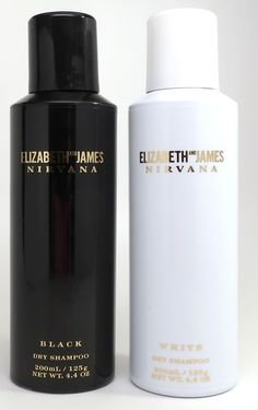 #NirvanaHair with Elizabeth and James Nirvana Dry Shampoo | Make Her Up