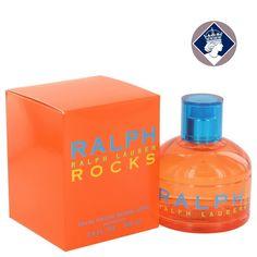Ralph Lauren Rocks for Women 100ml/3.4oz Eau De Toilette Spray Perfume Fragrance