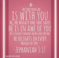 Dad celebrate jou elke dag! <3 Zephaniah 3 17, Thoughts Of You, Jesus Christ, My Heart, Lord, Faith, Quotes, Quotations, Loyalty