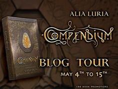 Chosen By You Book Club: Blog Tour Guest Post & Giveaway - Compendium by Al...