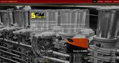 Auto Spinetti Grandi Marche Srl - responsive site made with Foundation Zurb framework