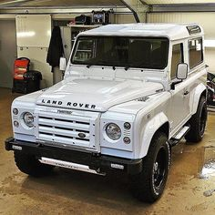 At the end of last year, Land Rover released great news. Land Rover Defender will be revived in the form of a new generation. Landrover Defender, Defender 90, Luxury Car Dealership, Automobile, Luxury Suv, Car Wheels, Coventry, Off Road, Motorhome