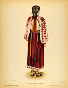 Muscel, Muntenia (Wallachia) Traditional Art, Traditional Outfits, Folk Costume, Costumes, Folk Embroidery, Medieval Clothing, Free Black, Popular, The Originals