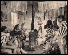 1974Beşiktaş Soyunma Odası