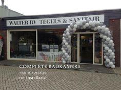 Onze showroom: Walter bv Sanitair & Tegel Specialist Nijverheidsweg 8 1442 LD Purmerend