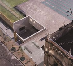 Galería de Centro Cultural Palacio La Moneda y Plaza de la Ciudadanía… Plaza, Mansions, House Styles, Home Decor, Cultural Center, Style At Home, Coining, Palaces, Architects