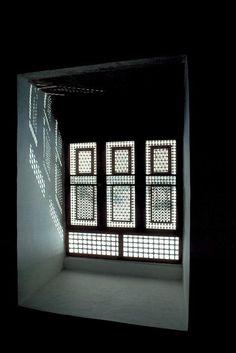 = window = Akil Sami house in Egypt