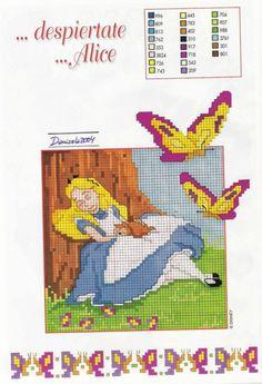 Gallery.ru / Фото #11 - Alice in Wonderland - krysty
