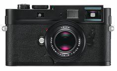 Leica M Monochrom, вид спереди