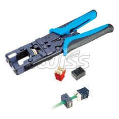 Iwiss Electric Co.,Ltd TL-5088R Modular Tools with Multifunction for Jack Termination » Iwiss Electric Co.,Ltd