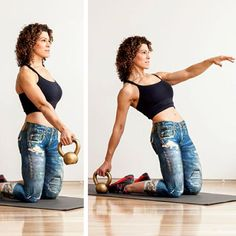 Kettlebell Workout...really want to try this