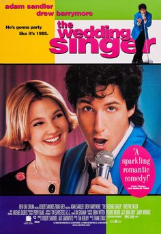 Pin for Later: 25 Movie Titles in Spanish That Were Legit Lost in Translation The Wedding Singer: La Mejor de Mis Bodas (The Best of My Weddings)