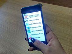 CONSTRUINDO COMUNIDADES RESILIENTES: D.C. de Teresópolis Lança Aplicativo AlertaDCT