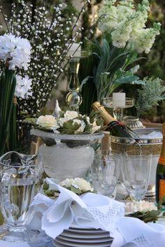Réveillon, mesa posta, mesa de reveillon, ano novo decor,  party ideas, how to host a party, white flowers, decoration, decoração de reveillon