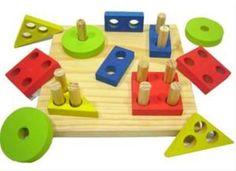 brinquedos de madeira educativos para criancas