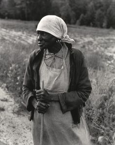ex-slave with a long memory, Alabama, 1938 •photo by Dorothea Lange
