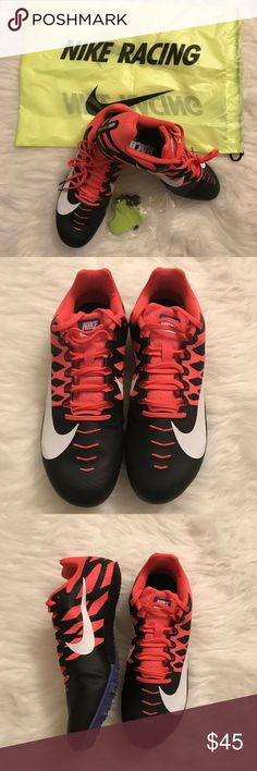 more photos d0b65 78370 Nike Zoom Rival S Track Shoes Spikes with Key 8.5 Nike Zoom Rival S Track  Shoes